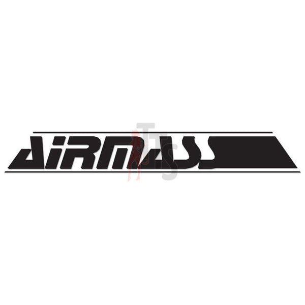 Airmass Performance Racing Decal Sticker Style 1