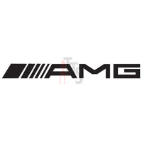 Mercedes AMG Performance Racing Decal Sticker