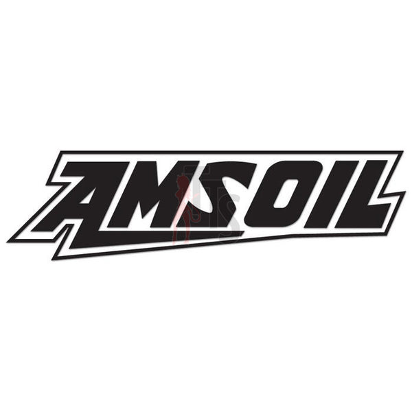 Amsoil Performance Racing Decal Sticker