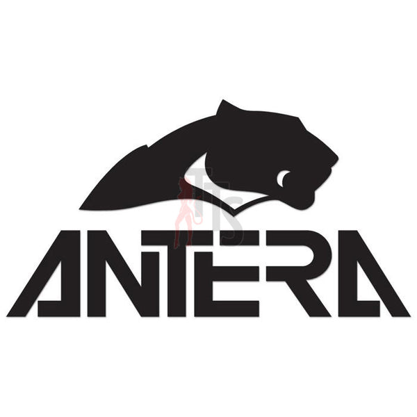 Antera Performance Racing Decal Sticker Style 1