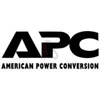 APC American Power Conversion Performance Racing Decal Sticker
