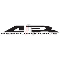 APR Performance Racing Decal Sticker Style 1