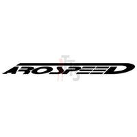Aerospeed Performance Racing Decal Sticker Style 2