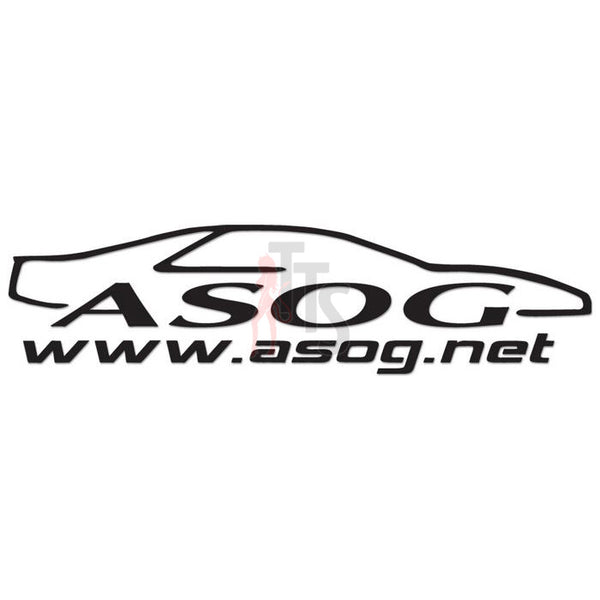 ASOG Performance Racing Decal Sticker