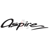 Aspire Performance Racing Decal Sticker