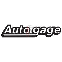 Autogage Performance Racing Decal Sticker