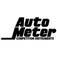 Autometer Performance Racing Decal Sticker Style 1