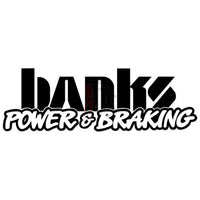 Banks Power Performance Racing Decal Sticker Style 1