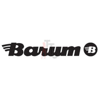 Barum Performance Racing Decal Sticker