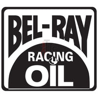 Bel-Ray Racing Oil Performance Racing Decal Sticker