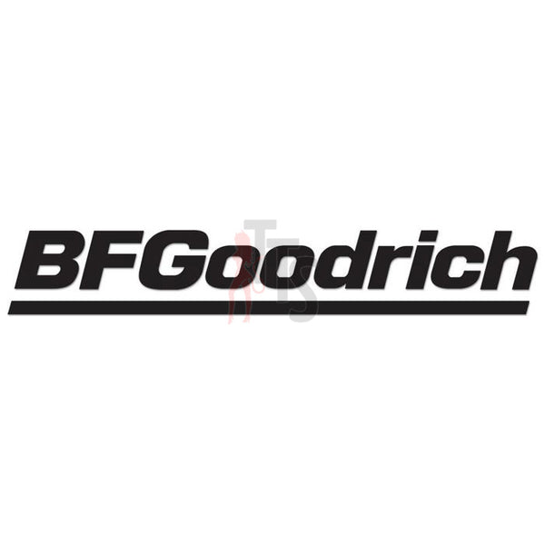 BFGoodrich Tires Performance Racing Decal Sticker
