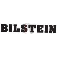 Bilstein Performance Racing Decal Sticker Style 1