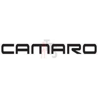 Camaro Performance Racing Decal Sticker