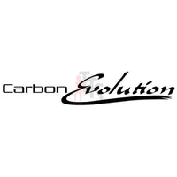 Carbon Evolution Performance Racing Decal Sticker