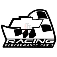 Chevy Racing Performance Racing Decal Sticker Style 1