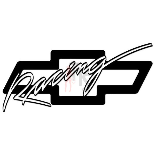 Chevy Racing Performance Racing Decal Sticker Style 2