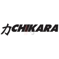 Chickara Performance Racing Decal Sticker