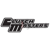 Clutch Masters Performance Racing Decal Sticker Style 2