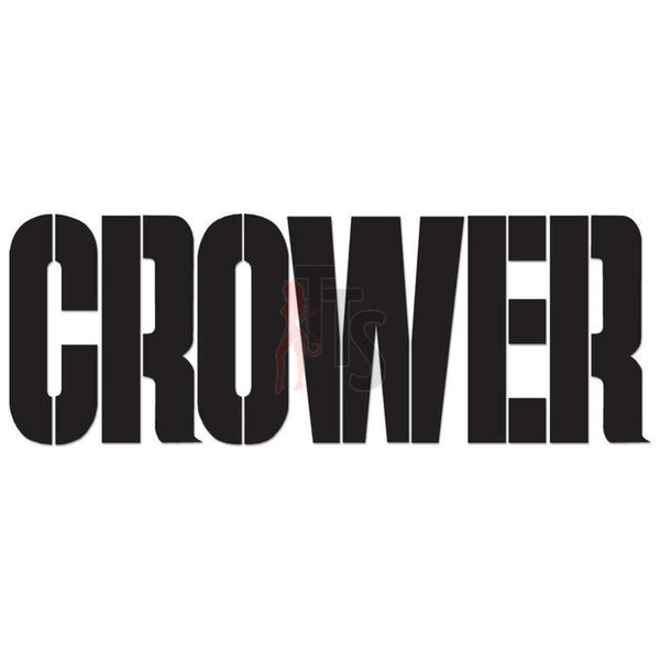 Crower Performance Racing Decal Sticker