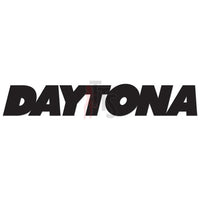 Daytona Performance Racing Decal Sticker