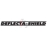Deflecta Shield Performance Racing Decal Sticker