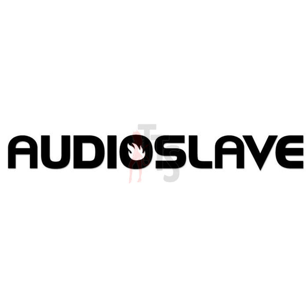 Audioslave Music Rock Band Decal Sticker