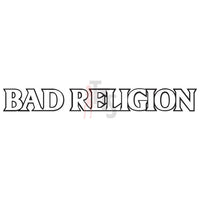 Bad Religion Music Rock Band Decal Sticker