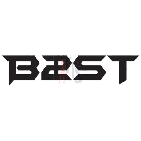 Beast Korean Music Rock Band Decal Sticker
