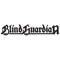 Blind Guardian Music Rock Band Decal Sticker