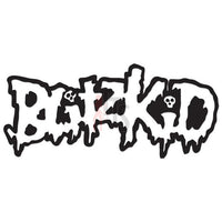 Blitzkid Music Rock Band Decal Sticker