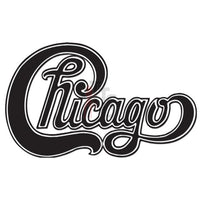 Chicago Music Rock Band Decal Sticker Style 1