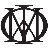 Dream Theater Music Rock Band Decal Sticker Style 2