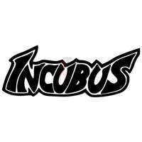 Incubus Music Rock Band Decal Sticker Style 1