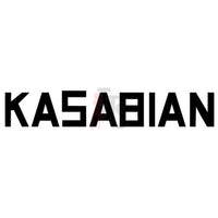 Kasabian Music Rock Band Decal Sticker