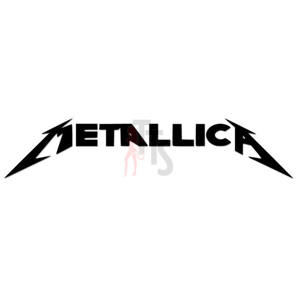 Metallica Music Rock Band Decal Sticker Style 2