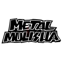 Metal Mulisha Music Rock Band Decal Sticker Style 3