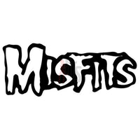 Misfits Music Rock Band Decal Sticker Style 2