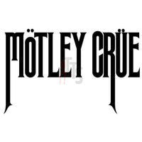 Motley Crue Music Rock Band Decal Sticker Style 1
