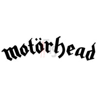 Motorhead Music Rock Band Decal Sticker