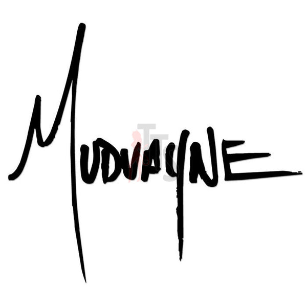 Mudvayne Music Rock Band Decal Sticker Style 3