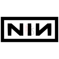 NIN Nine Inch Nails Music Rock Band Decal Sticker Style 1