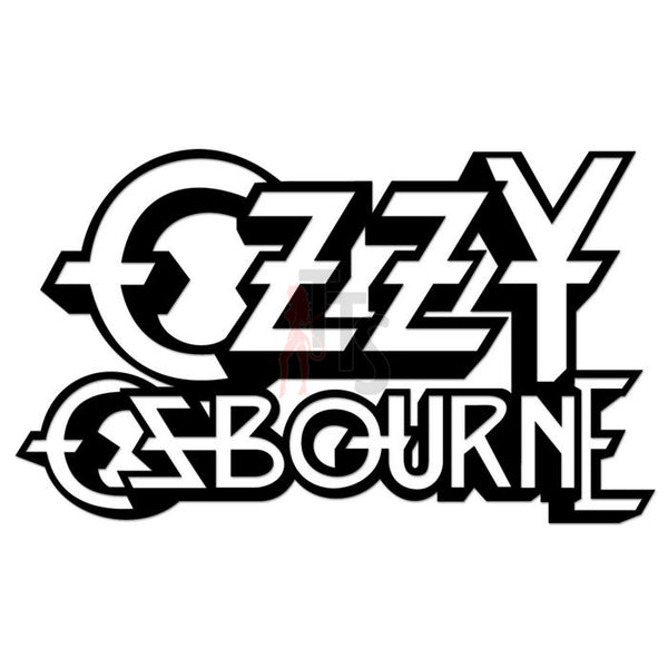 Ozzy Ozbourne Music Rock Band Decal Sticker Style 4