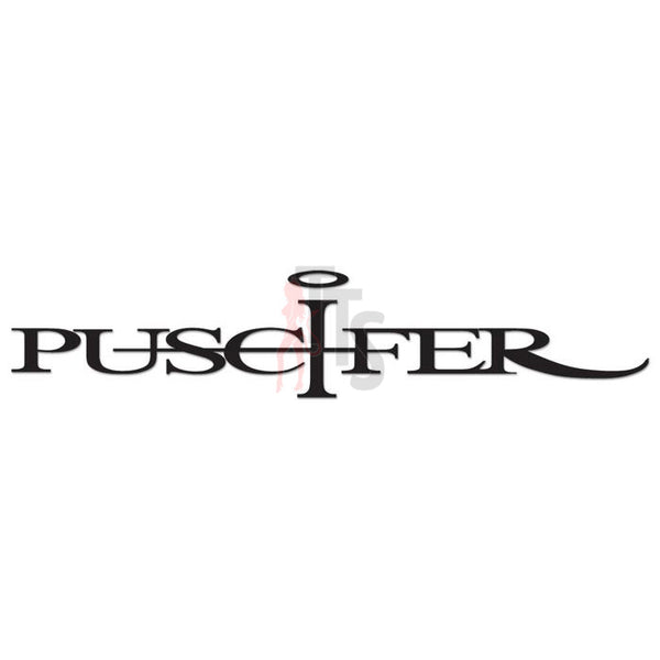 Puscifer Music Rock Band Decal Sticker Style 1