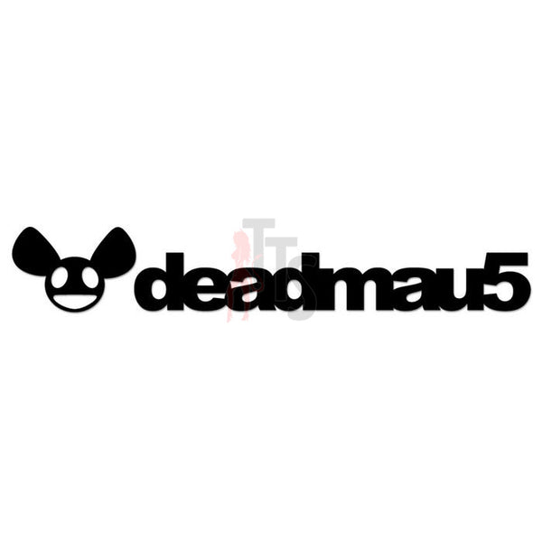 Deadmau5 Music Rock Band Decal Sticker