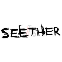Seether Music Rock Band Decal Sticker