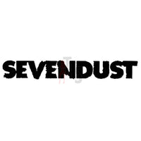 Sevendust Music Rock Band Decal Sticker Style 2