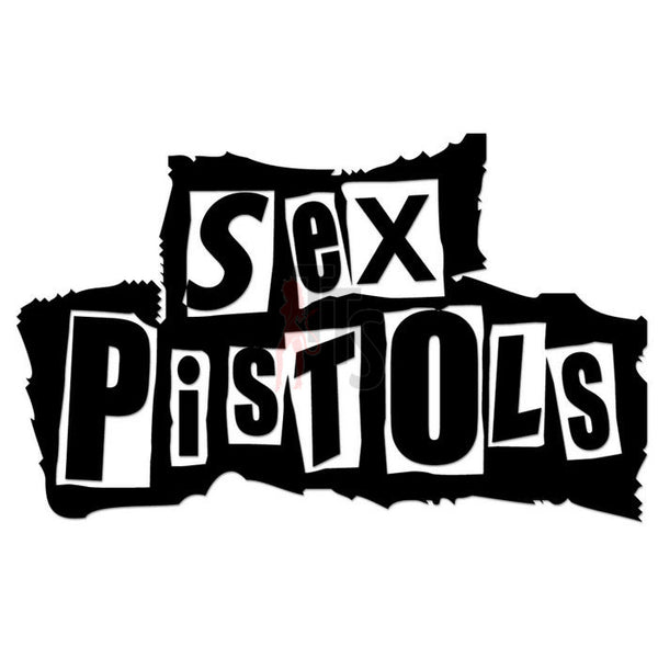 Sex Pistols Music Rock Band Decal Sticker Style 1