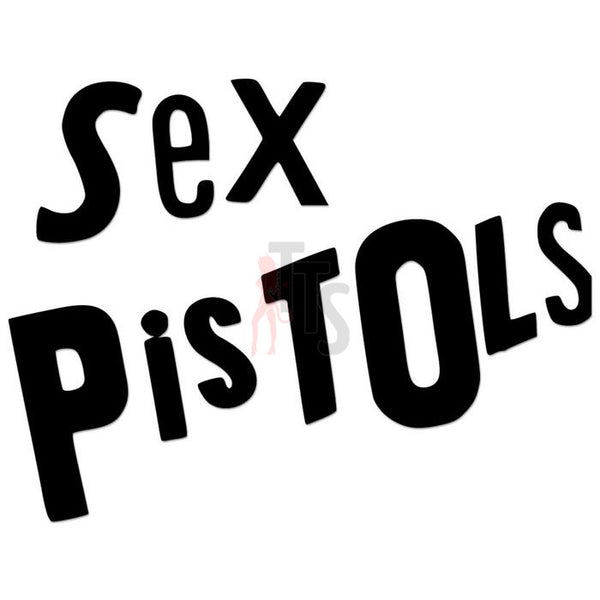 Sex Pistols Music Rock Band Decal Sticker Style 2