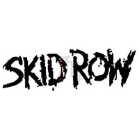Skid Row Music Rock Band Decal Sticker