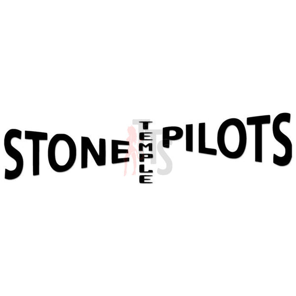 Stone Temple Pilot Music Rock Band Decal Sticker Style 2